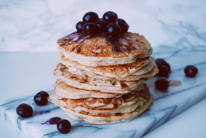 Fluffy pancakes-ontbijt-recept-fitnesswithasmile