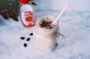 Gezonde frappuccino ijskoffie-fitnesswithasmile