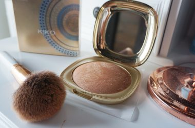 KIKO make-up review bronzer -fitnesswithasmile