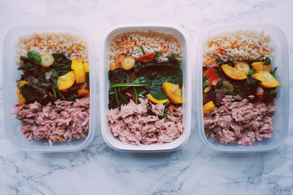 Tips back on track mealprep - fitnesswithasmile