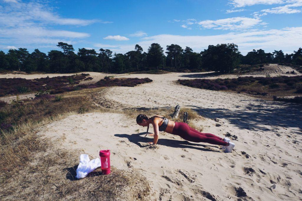Bulken - krachttraining fitnesswithasmile