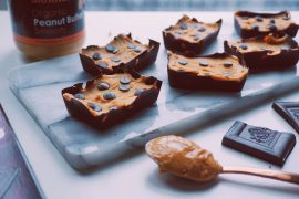 Healthy peanutbutter cups recept fitnesswithasmile