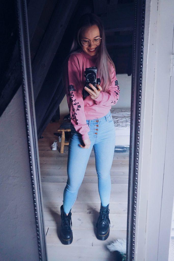 Shoplog februari outfit 2 fitnesswithasmile