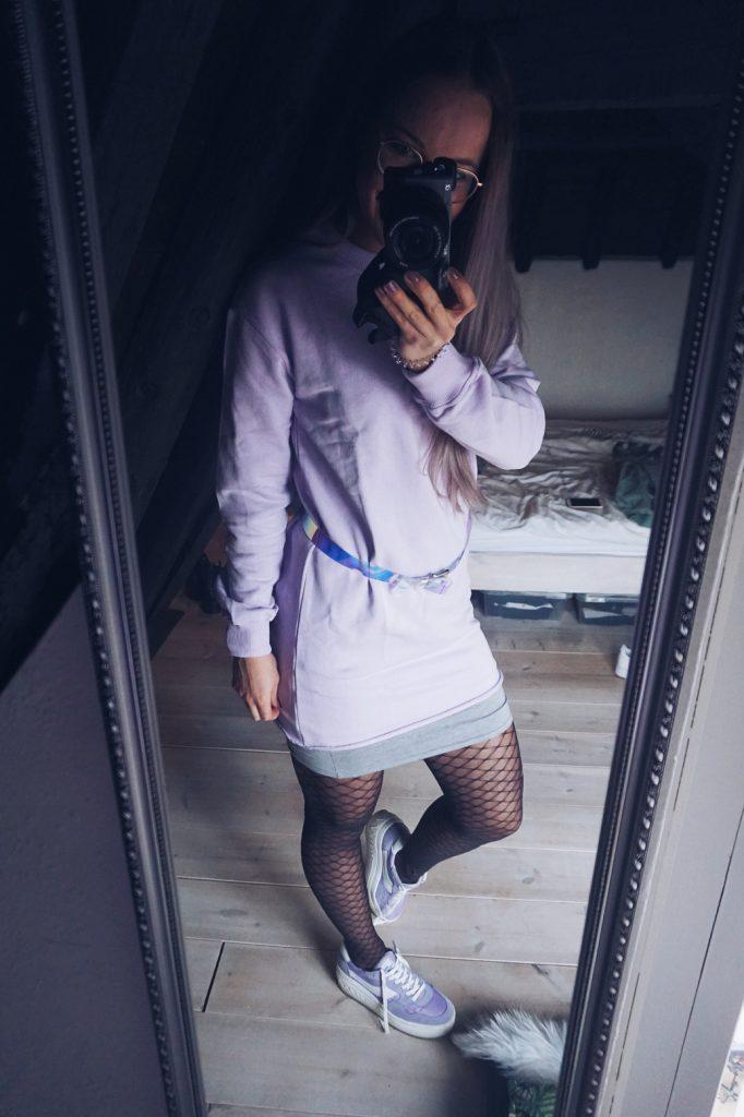Shoplog februari outfit 6 zijkant fitnesswithasmile