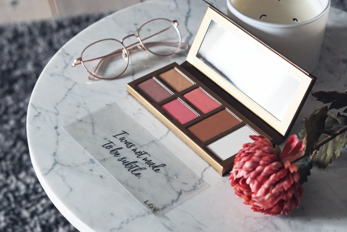 L.O.V. face palette review fitnesswithasmile sfeerfoto