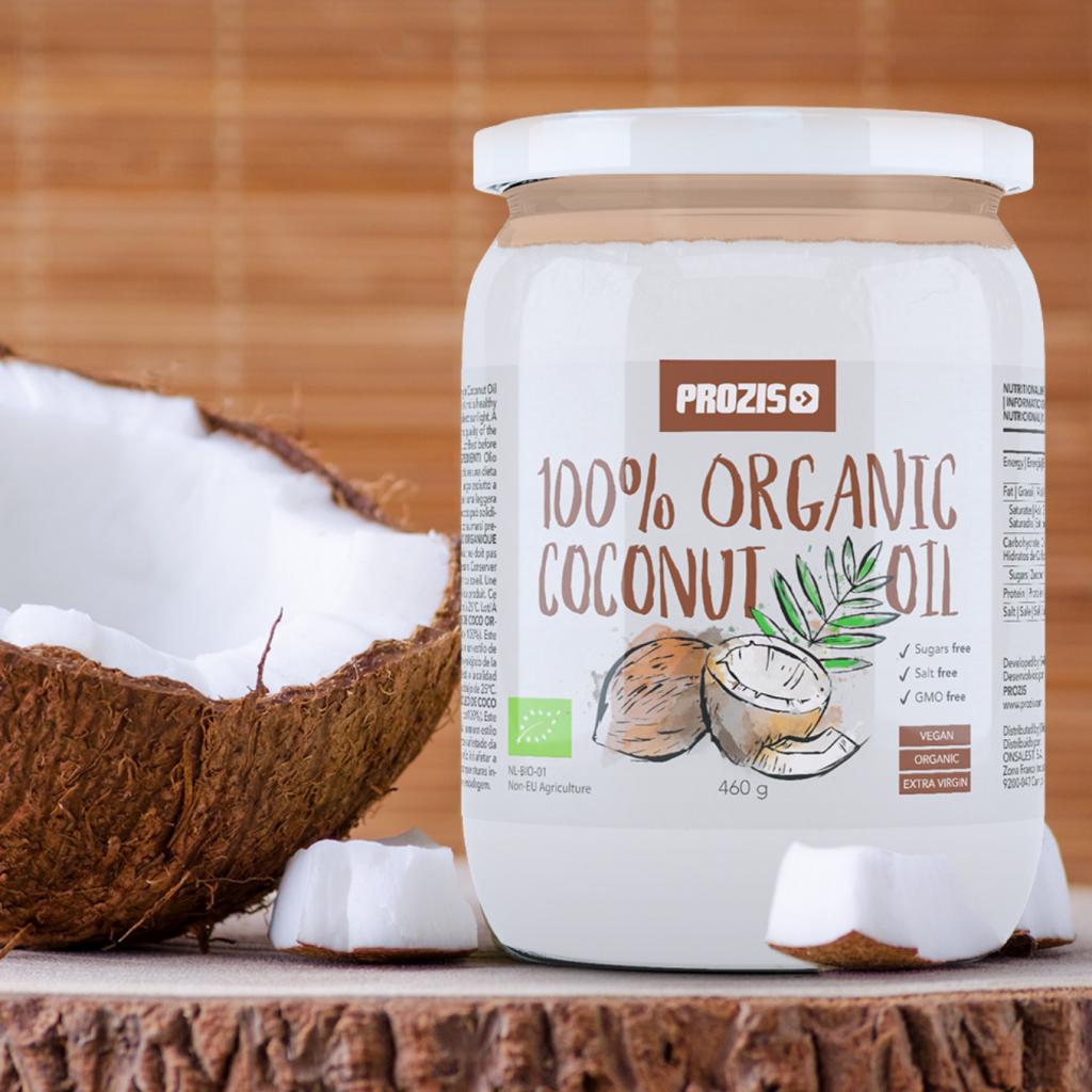Favoriete Prozis product van Fitnesswithasmile pot kokosolie