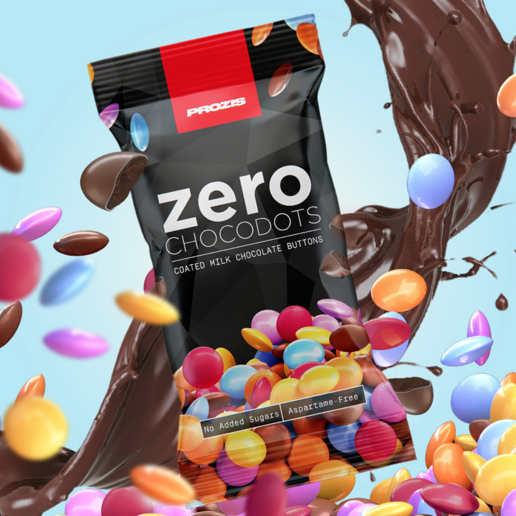 Favoriete Prozis product van Fitnesswithasmile zakje chocodots