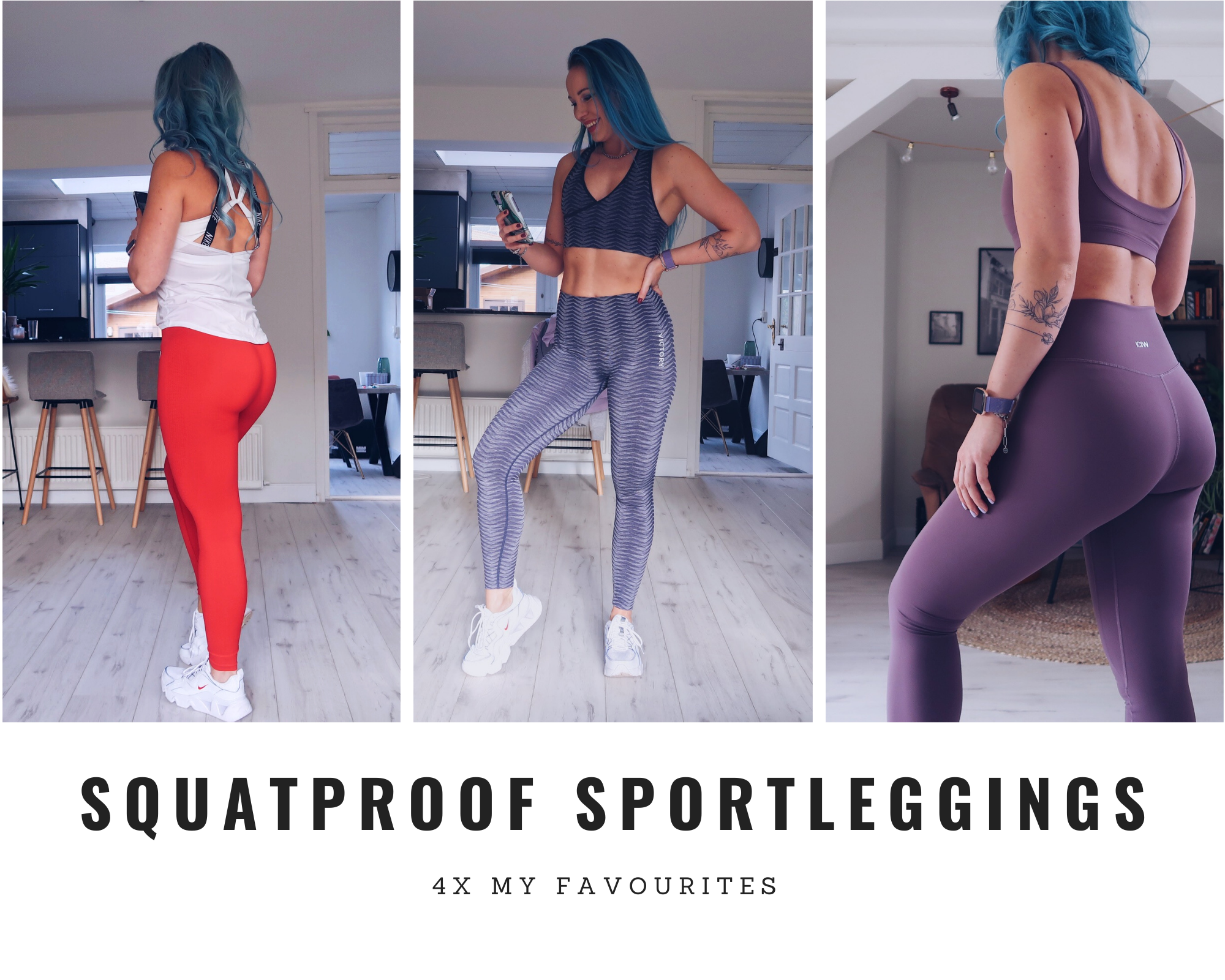 Squatproof sportleggings header deel 2 Fitnesswithasmile