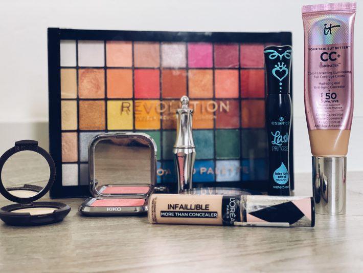 Favoriete Make-up producten Fitnesswithasmile