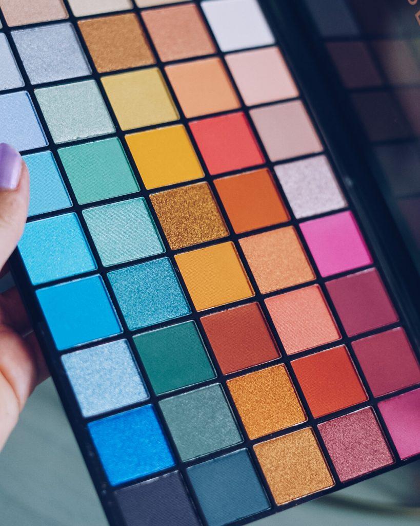 Make-up Revolution Eyeshadow palette Reloaded